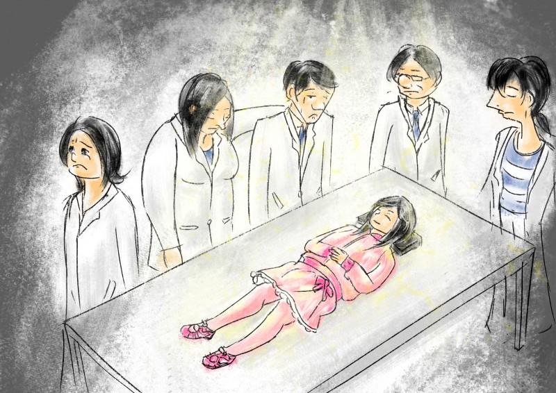 4歲女童遭凌虐「大腿骨刺穿」慘死,「她」第一時間跳出來協助!6年前「姪子遭人魔插釘餵毒」感同身受…