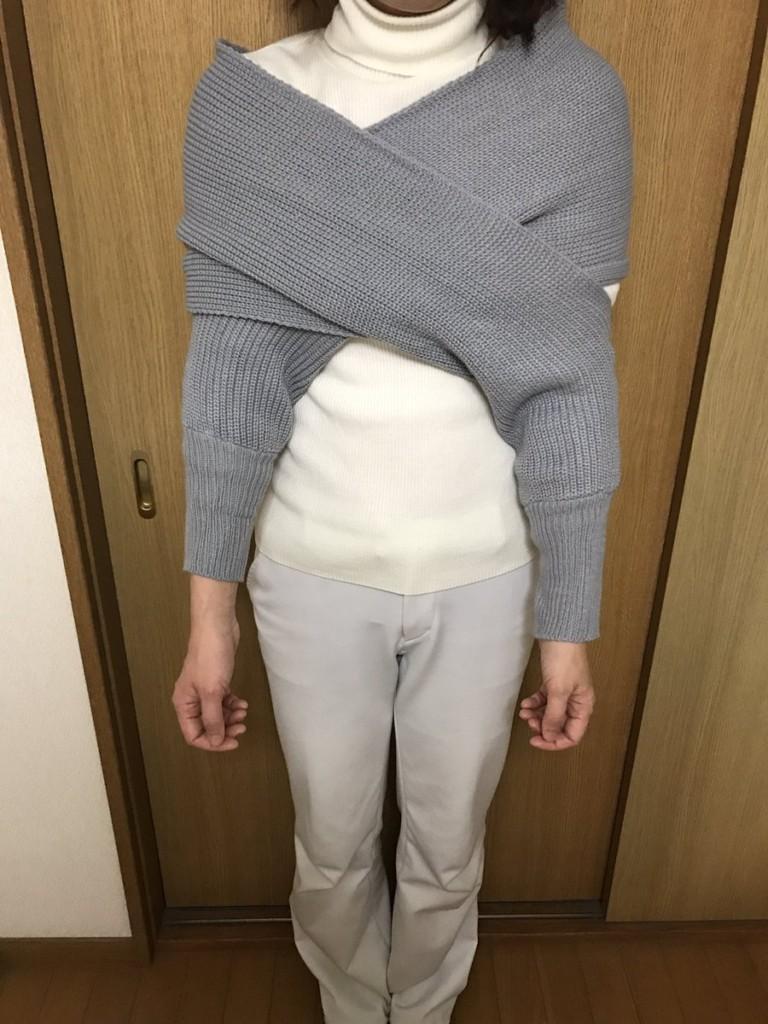 媽媽網購「性感露肩毛衣」收到商品超傻眼,超緊繃「實際穿搭照」直接送到瘋人院