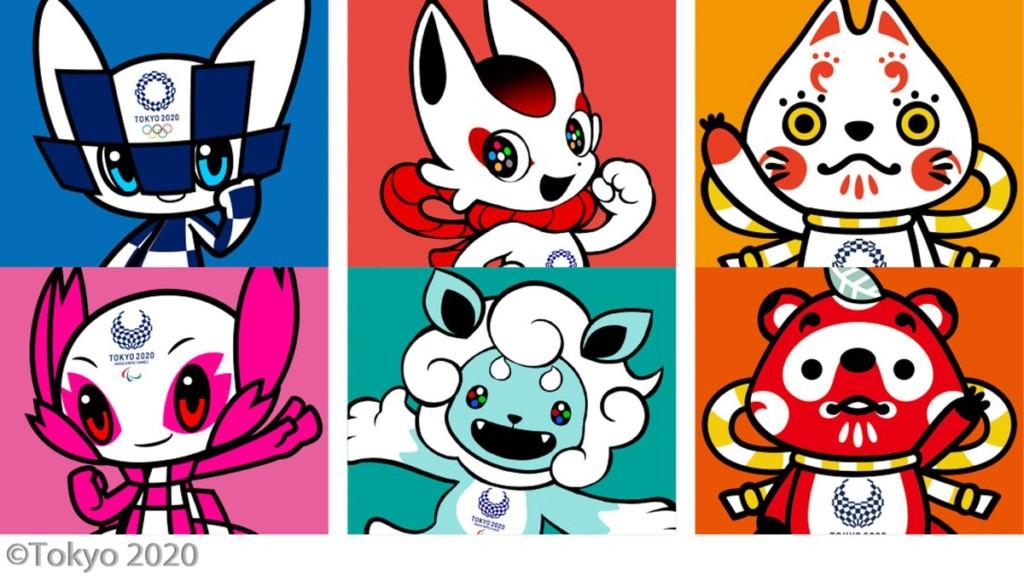 「東京奧運吉祥物」候選出爐!史上首次「由小學生投票決定」,你選哪個?