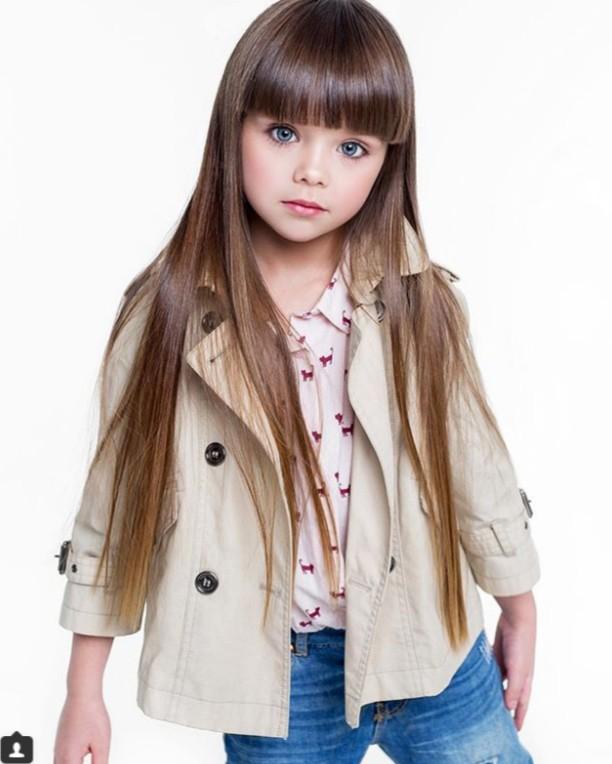 世界最美小女孩IG湧入扭曲「意淫留言」,變態網友:想跟她XX…