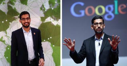 Google怕印度籍CEO跳槽,豪撒「60億股票」留人!每天薪水都「賺進一棟房子」!