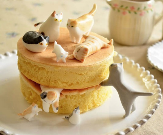 23張會讓人想把銀行掏空的超可愛「日式甜點藝術」!