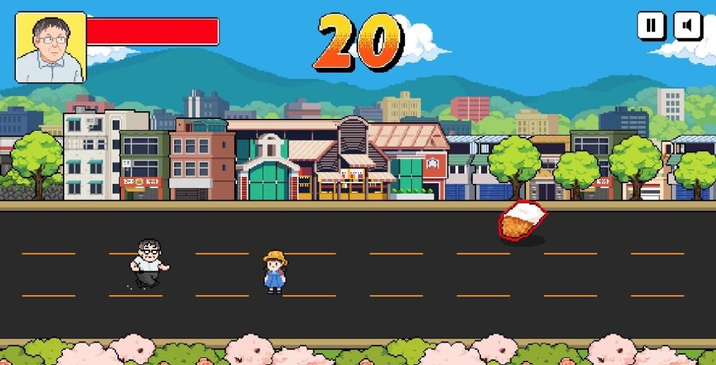 史上第一位「有自己遊戲」的市長!柯P嫌:這遊戲畫素怎麼這麼差?