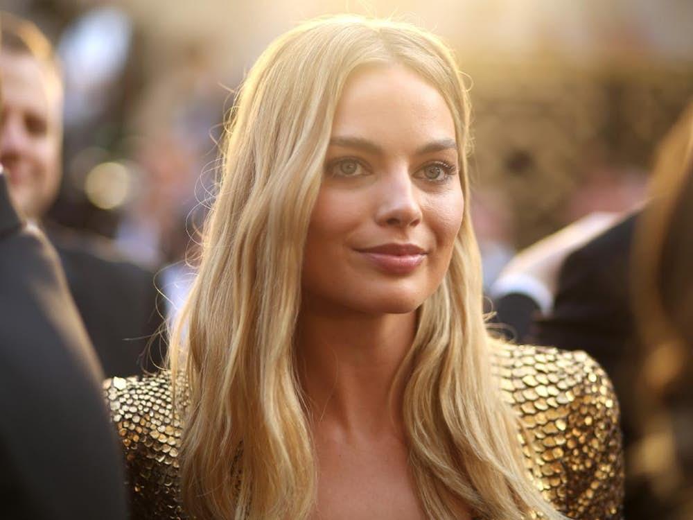 15個女人不敢讓明星老公同台演出「一定會出事」的好萊塢勾魂女!瑪格羅比:一切都是放屁