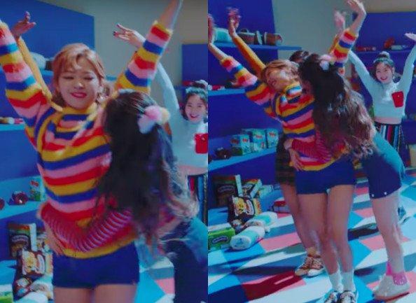 TWICE新單曲失誤連連!周子瑜、Sana出糗「一刀未剪」播出,JYP坦言經過深思熟慮決定的!(影片)
