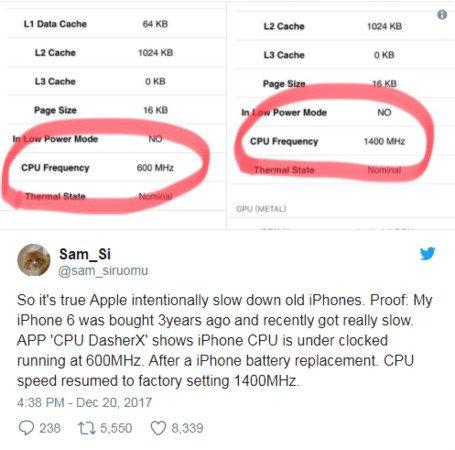 iPhone「新機一推」舊機必往生?神人網友實測「只花2000元」打敗蘋果魔咒!蘋果這樣回應