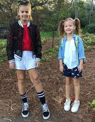 潔西卡艾芭9歲女兒「根本複製貼上」!加上「超萌妹妹」成最讓人期待的星二代姐妹!