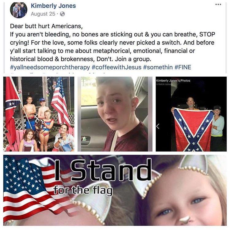 男童「泣訴遭霸凌」原因引眾怒,媽媽被起底「種族歧視PO文」但她不承認。UFC選手暴怒PO影片
