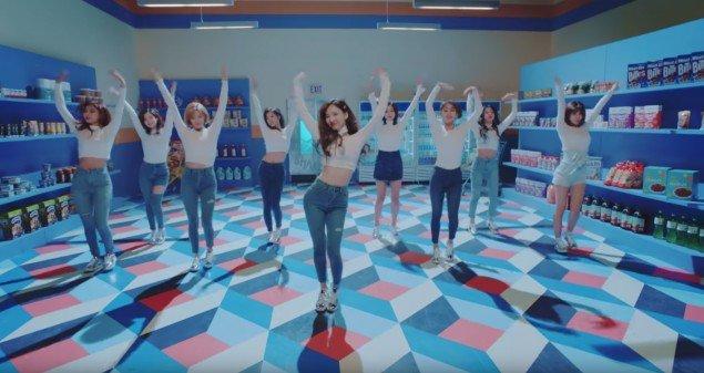 TWICE新歌《Heart Shaker》MV超可愛!「娜璉的屁股」...意外成為網友爭論重點!