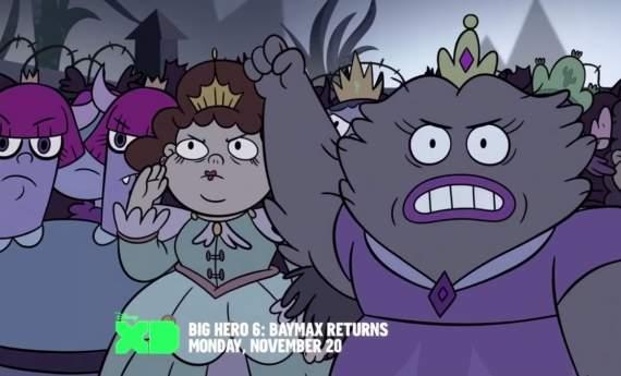 難說女生才能當公主?迪士尼出現史上第一位「偽娘公主」!拉下胸前洋裝曝光身分!(影片)