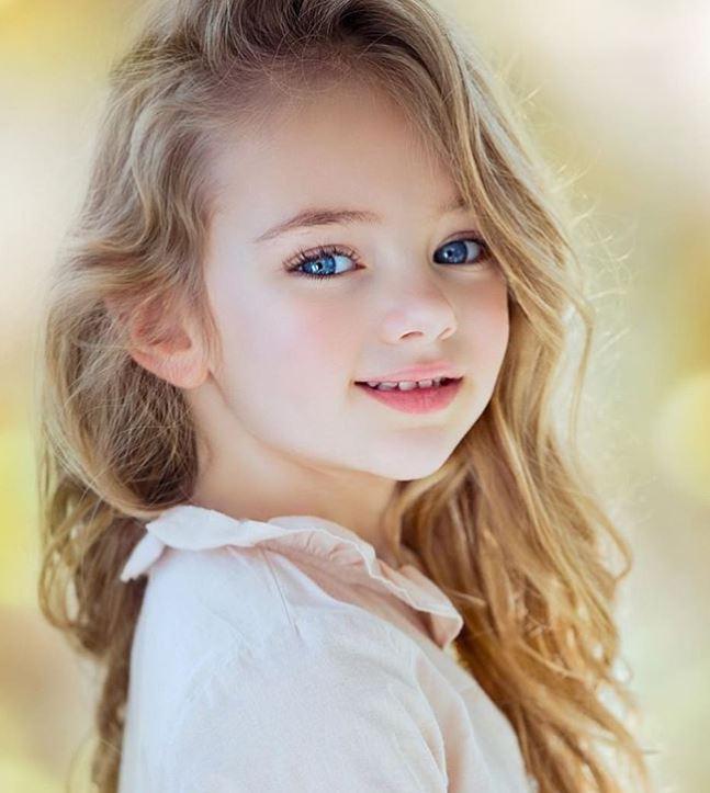 世界最漂亮的小女孩_13個年紀小小就有幾十萬粉絲的「世界上最漂亮小孩」,會讓你 ...