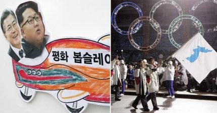 南北韓終於要「統一」!合組球隊參加冬奧,金正恩難得釋善意:「全力支持同胞」南韓民眾不領情