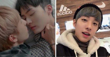 韓新人偶像HOLLAND未出道先「公開出櫃」,MV裡3:02太火熱網友吵翻天!