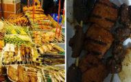 「天價炭烤」4串結帳差點噴飯比居酒屋貴!帶中國客戶逛夜市被誆,網友:賣給中國人便宜啦!