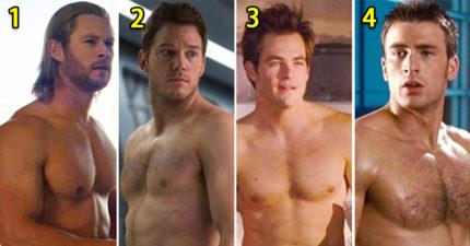 好萊塢「4大天菜克里斯」哪一個最辣?「死侍」萊恩雷諾斯給出了最棒的答案!