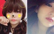日本正妹諧星HARA自拍「正到下面硬硬der」!一卸妝臉蛋3D秒變平面「瞬間軟掉」...