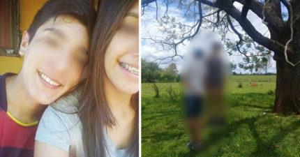 現代版羅密歐茱麗葉!16歲小情侶「這輩子不能在一起」相約殉情上吊,警察:太衝動