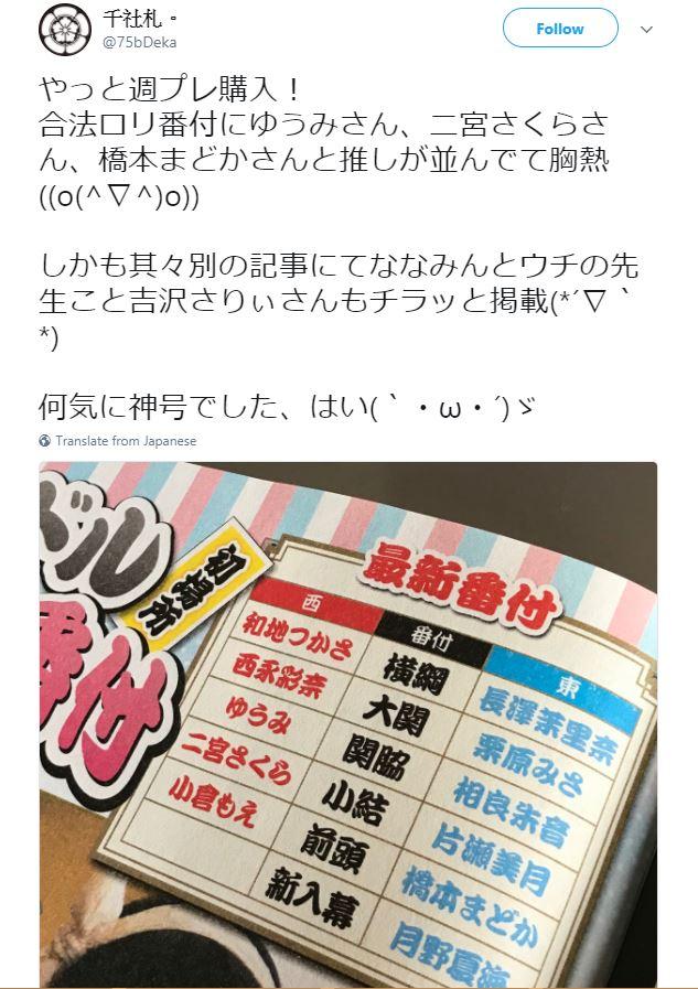 日本週刊公佈「合法ㄌㄨㄛˊㄌㄧˋ」排行榜!上班時絕對別看! (誤)