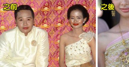 結婚當天貪方便結果「妝容讓新人完全崩潰」,攝影師看不過眼「免費重做」讓新娘秒變超模!