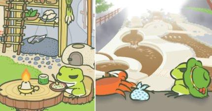 《旅蛙》中國爆紅日本廠商一臉「黑人問號」!不小心爆出中國社會嚴重問題