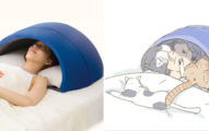 日本推出「半球型安眠枕」讓你睡好睡滿,網看「優質睡眠3要素」崩潰:貓奴千萬別買!