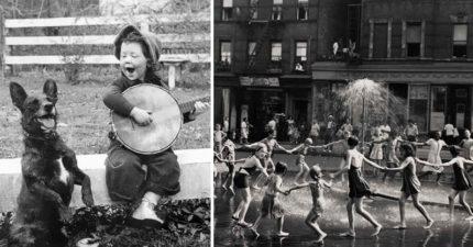 19張照片看出人類擁有了科技「但失去了快樂」