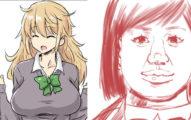 日本掀起「如果我變成女高中生的模樣」,男網友爆笑堅持...死也要是個「波霸」!