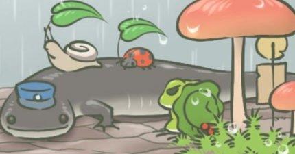 蛙寶每次默默出門旅行都去哪?「這些景點真的存在」從6大土產就能知道真相!