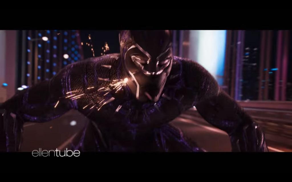 期待度爆表!《黑豹》最新「40秒打鬥片段」釋出,預售票直接打破《美國隊長3》紀錄!
