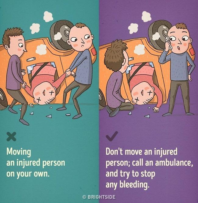 9個超簡單「學會才不會害別人更慘」的正確醫療急救知識!