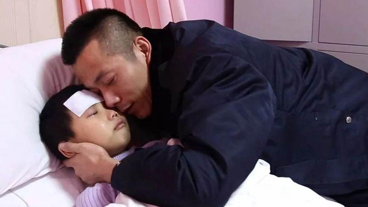 母親受不了壓力離家出走...7歲癌童不捨「爸爸獨自落淚賺錢」心碎留遺書:我走了,媽媽就會回來