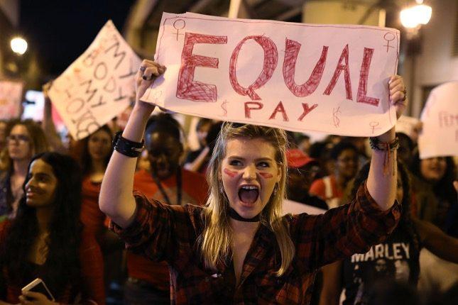 冰島公布「男女同酬法」違反公司將罰款,成為全球第一個男女同酬國家!