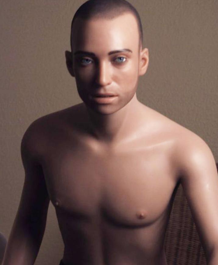 機器人公司將推出淘汰男性的「50萬男版愛愛機器人」,智慧活GG有不同長度、大小、形狀還可以自行插入!