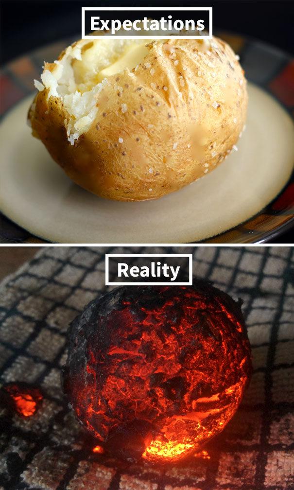 40道理想總和現實不同「地獄主廚看了也會噴笑」的黑暗崩壞料理