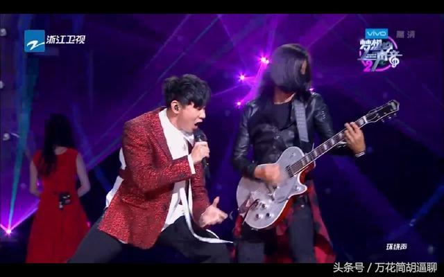 林俊傑唱經典曲《我們的愛》,切成3段搖滾變速「當場把導師招牌拆了!」(影片)