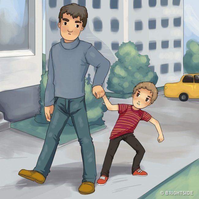 12個可能暗藏危險的「綁架案徵兆」,多注意出現在小孩身邊的大人!