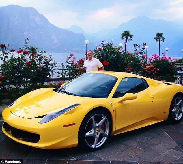 73歲男開1500萬法拉利去飯店「不到24小時愛車掰掰」,全因泊車小弟「鑰匙給錯人」