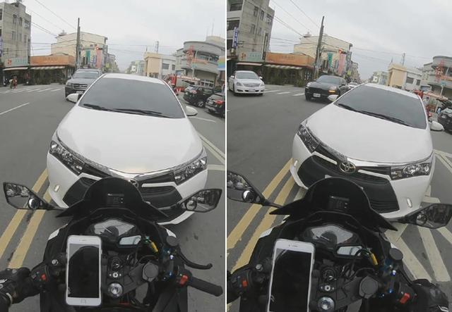 重機騎士遭逆向車「催油門逼退」網友卻一面倒狂噴...他怒:原來這年頭要「禮讓違規」!(影片)