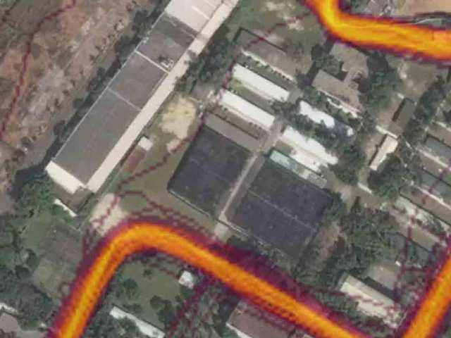 台灣隨時處於被「轟炸」窘況?健身App洩「台灣飛彈指揮部」,軍人繞著軍事要地跑全被看光...
