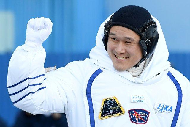 日本太空人曝自己「3週長高9公分」,擔心「無法回地球」太空梭裝不下