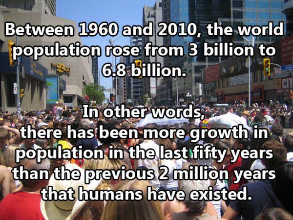 32個讓你知道我們真的很幸福的「人類進步速度真快」驚人數據!