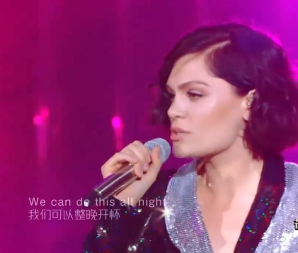 大陸節目撒錢無極限!找來Jessie J參賽《歌手》,演唱3:50秒後網友:其他人還唱X啊?(影片)