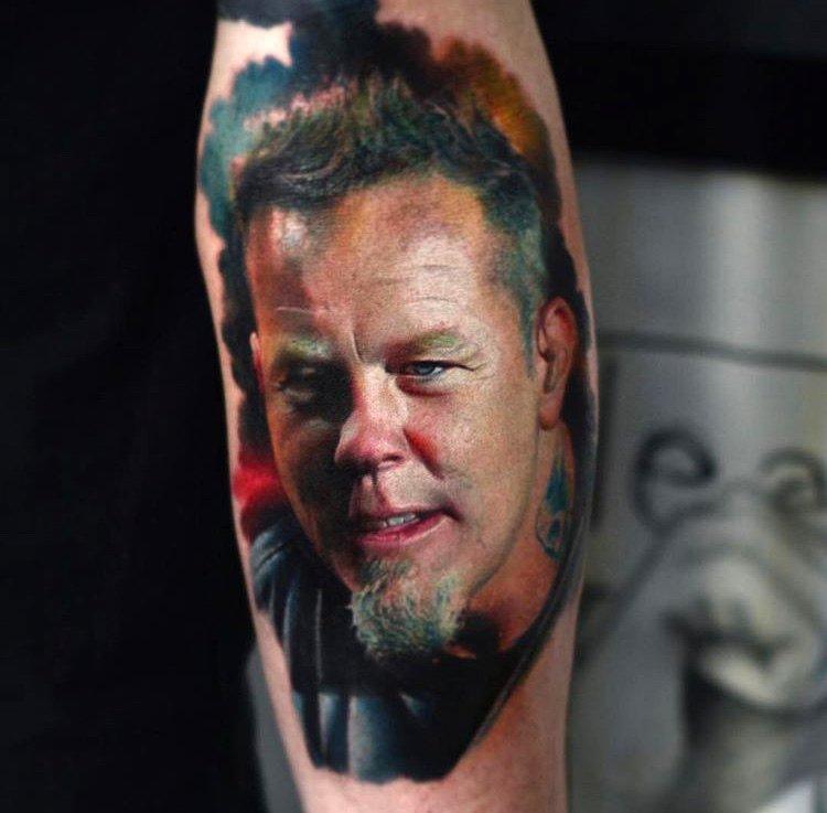 天才刺青師巧手刺青真到像「照片直接印上去」!放大看「不可能是人刺的」!