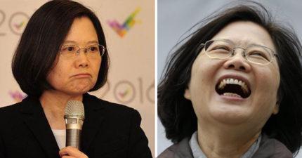 中國人更愛蔡英文?97%民眾支持「必須要連任的啊!」,原因讓台灣人下屆大選「印章蓋不下去」