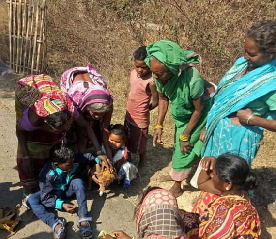 「跟汪星人結婚」可以消除厄運?印度4歲小男孩與小母狗「共結連理」長老:因為乳牙長錯