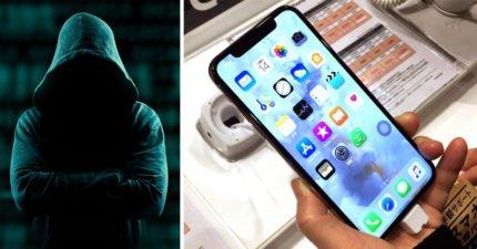 iPhone又中毒!全球果粉收「死亡簡訊」沒有打開也會「黑屏死機」!(解決方法影片)