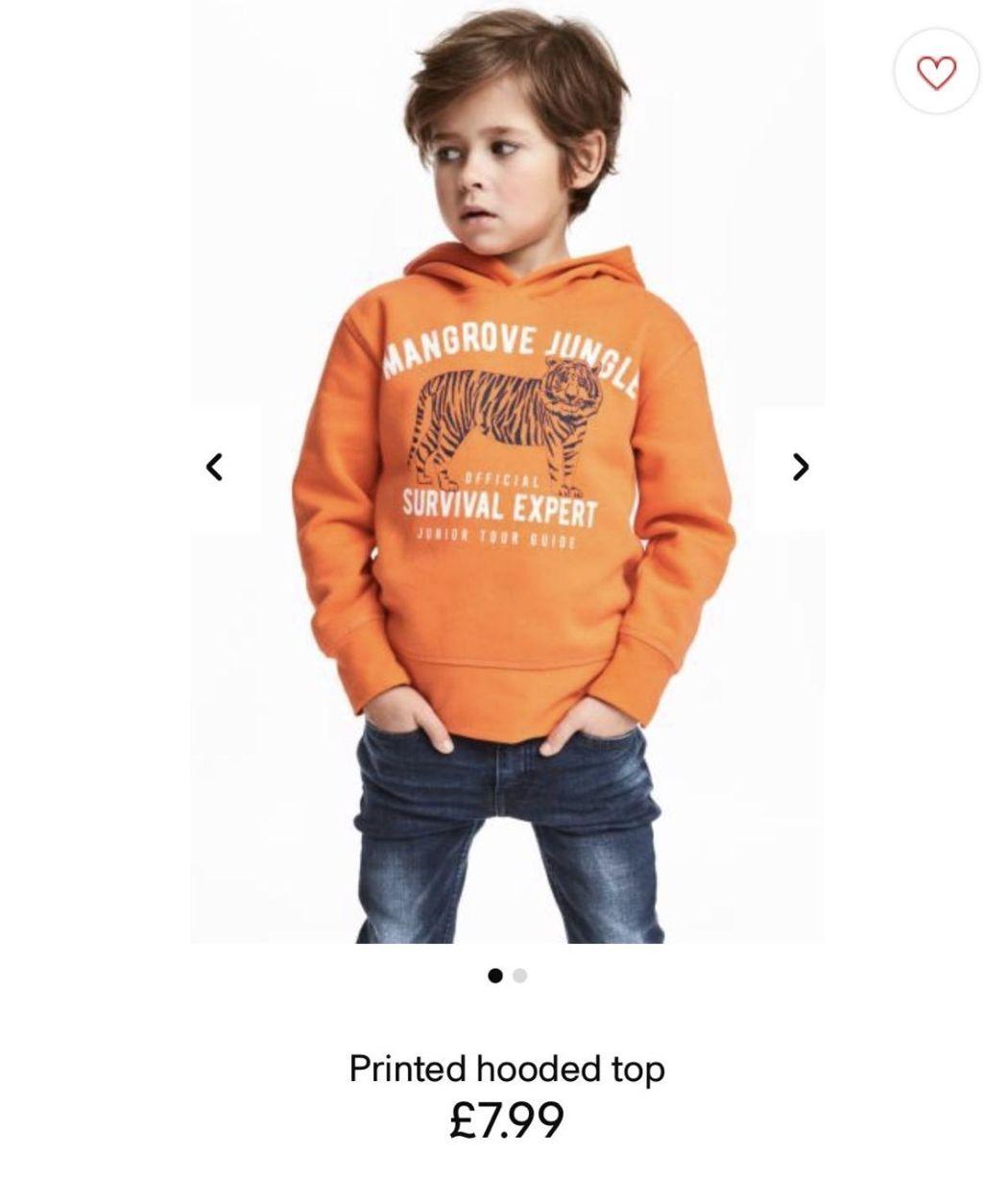 H&M找黑人小孩「當猴子」模特兒,挨轟「種族歧視」緊急撤圖道歉!