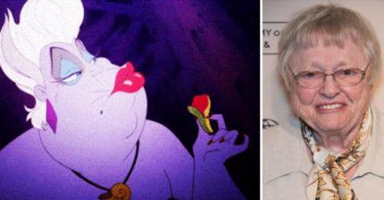 18個你從不知道的迪士尼動畫電影「反派角色幕後配音員模樣」,《灰姑娘》後母和《睡美人》壞女巫是同一人!