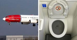 沒有人知道!飛機因廁所卡住被迫折返,「超諷刺巧合」卻是機上85名乘客都是「廁所技術人員」啊!