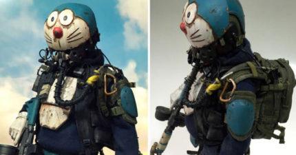 日本藝術家改造「末日噩夢玩具」 暗黑版皮卡丘讓所有人都「童年秒被摧毀」!